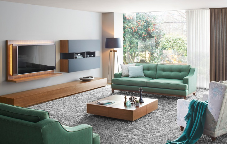 modern living room italian furnitures