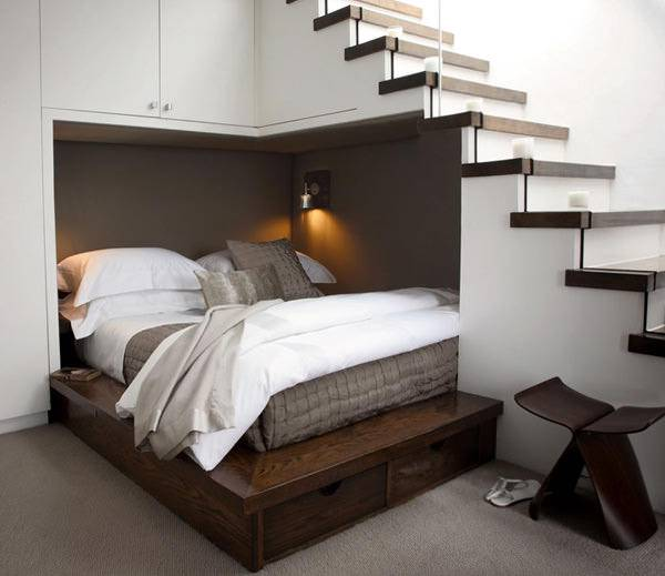 Fully Staircase Designs For Small Spaces