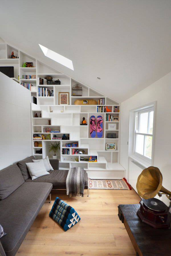 London Staircase Design For Small Spaces