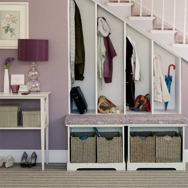 Storage Staircase Designs for Small Spaces