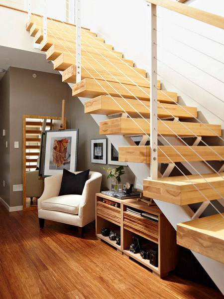 Under Staircase Designs for Small Spaces