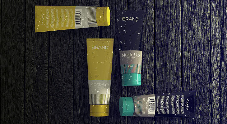 Photorealitic Beauty Product Mockup