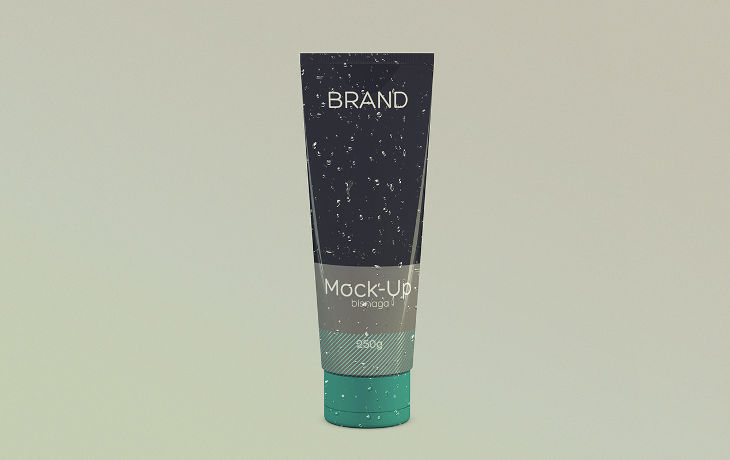 Realistic Beauty Product Mockup