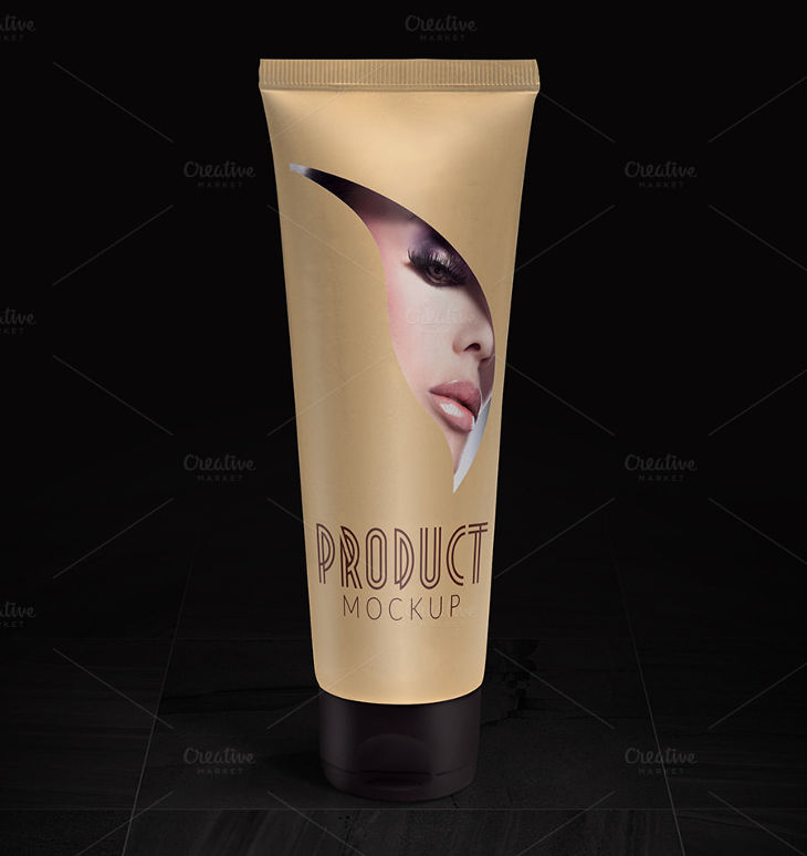 Sample Beauty Product Mockup Designs