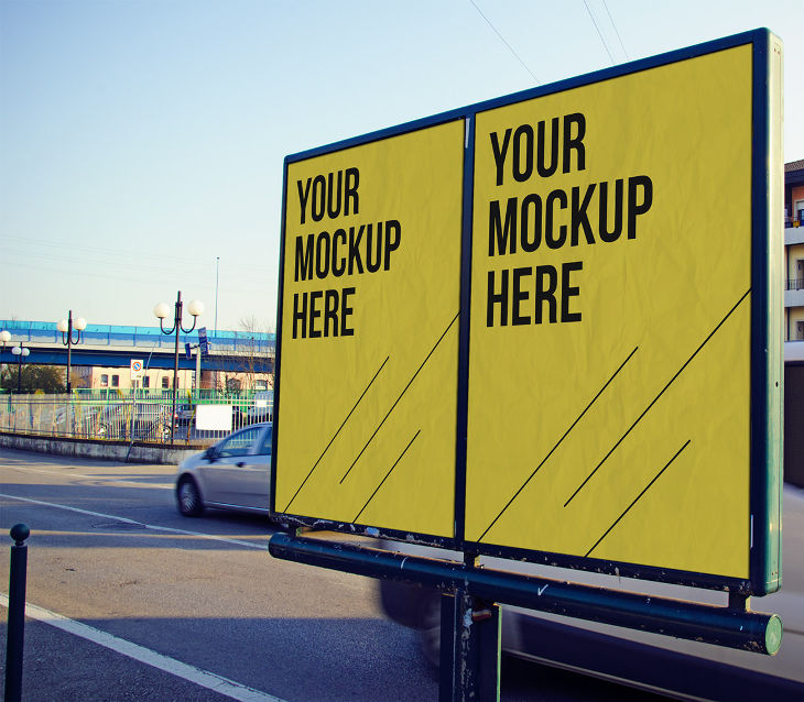 street billboard branding mockup designs1