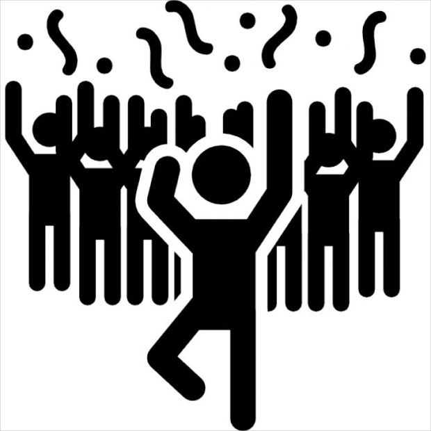 People Party Icon