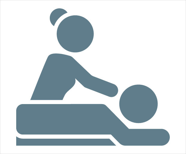 Massage Spa Body Treatment Icon