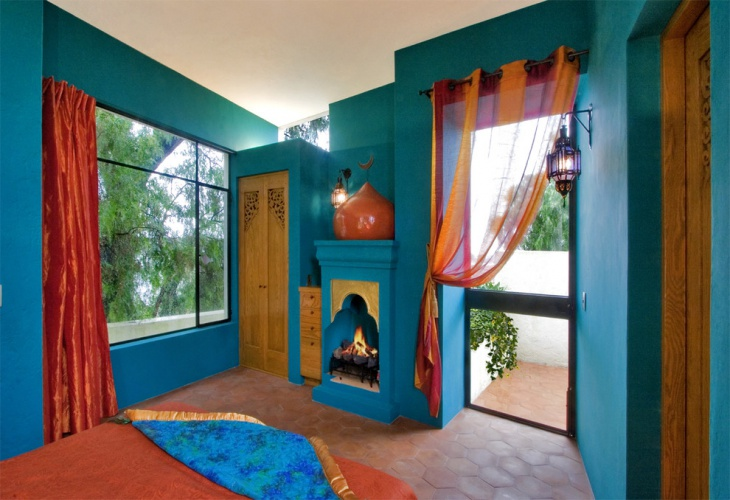 11+ Colorful Bedroom Designs, Decorating Ideas | Design Trends ...