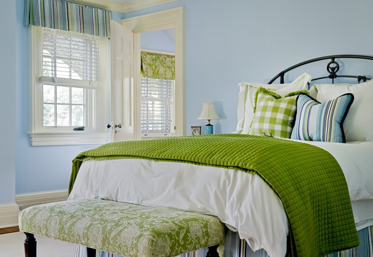 Classic Bedroom Wall Colors