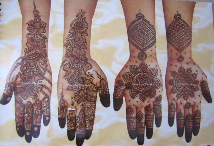 Deepika Chauhan Henna Designs