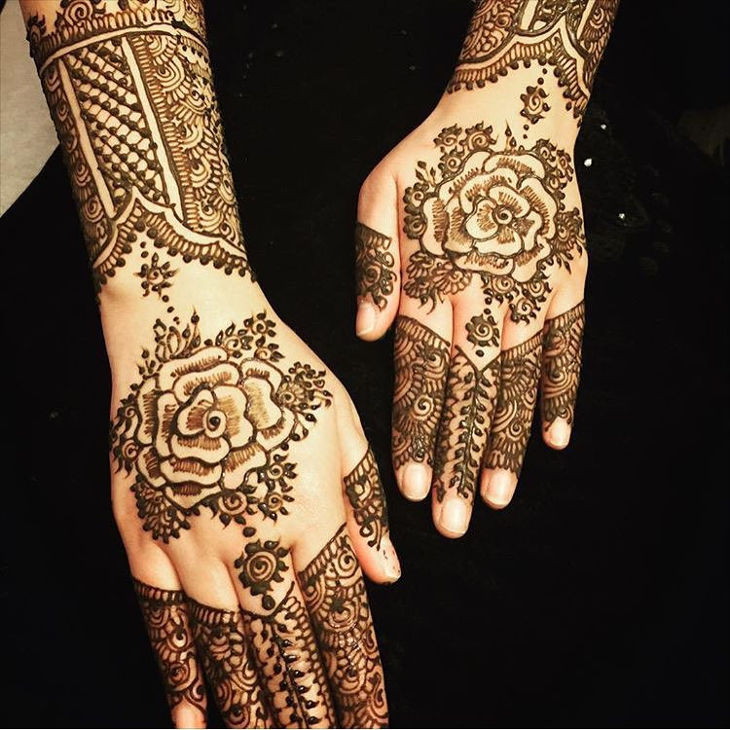 mehandi design for occasions