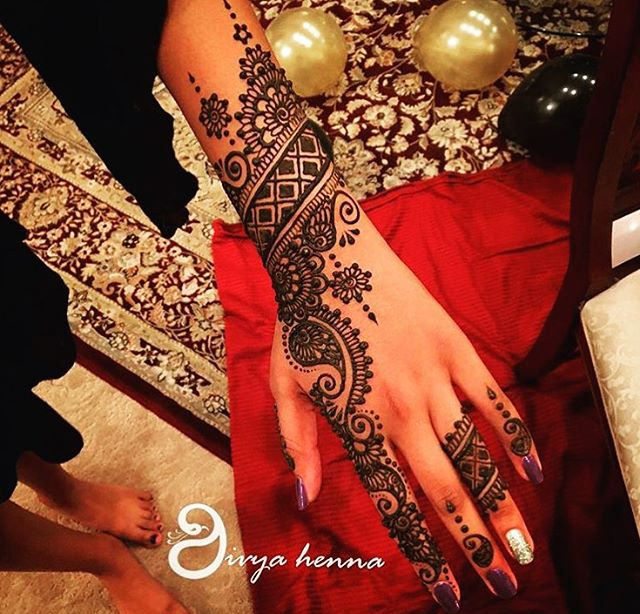 henna design for any occasions