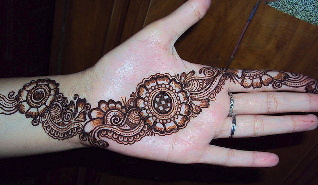new tattoo henna designs