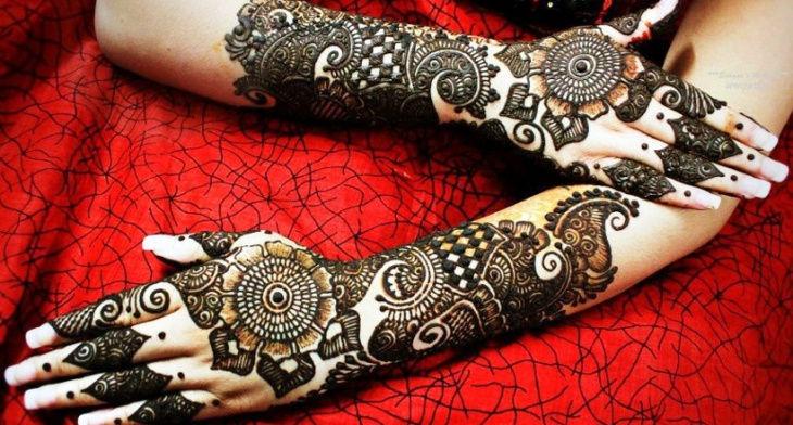 Henna Mehndi Vector : 43 henna designs ideas design trends premium psd vector downloads