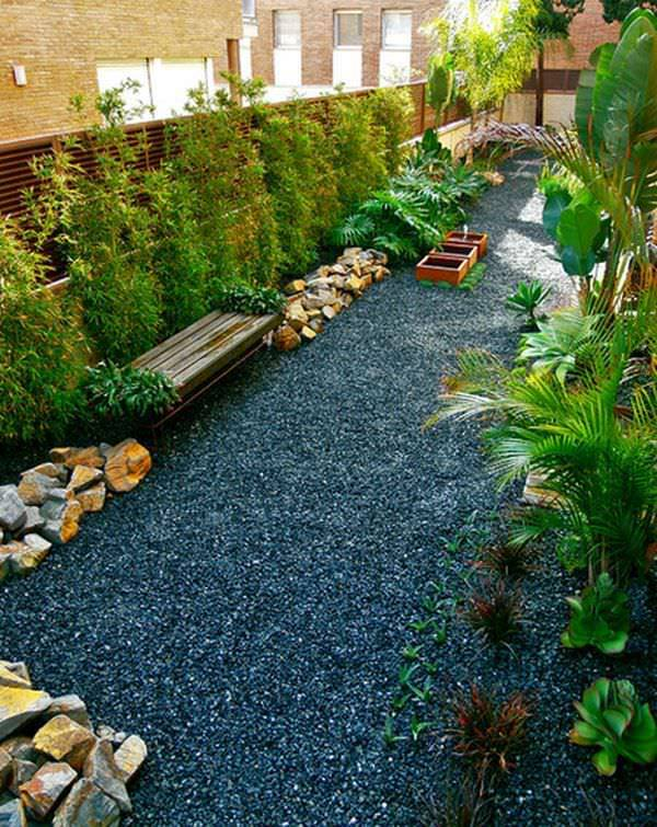30+ Rock Garden Designs | Garden Designs | Design Trends ... on Backyard Rocks  id=35688