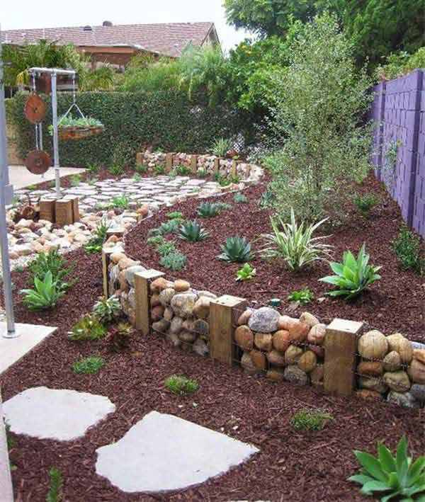 Rock Landscaping Ideas Diy trendy wall designs trendy wall