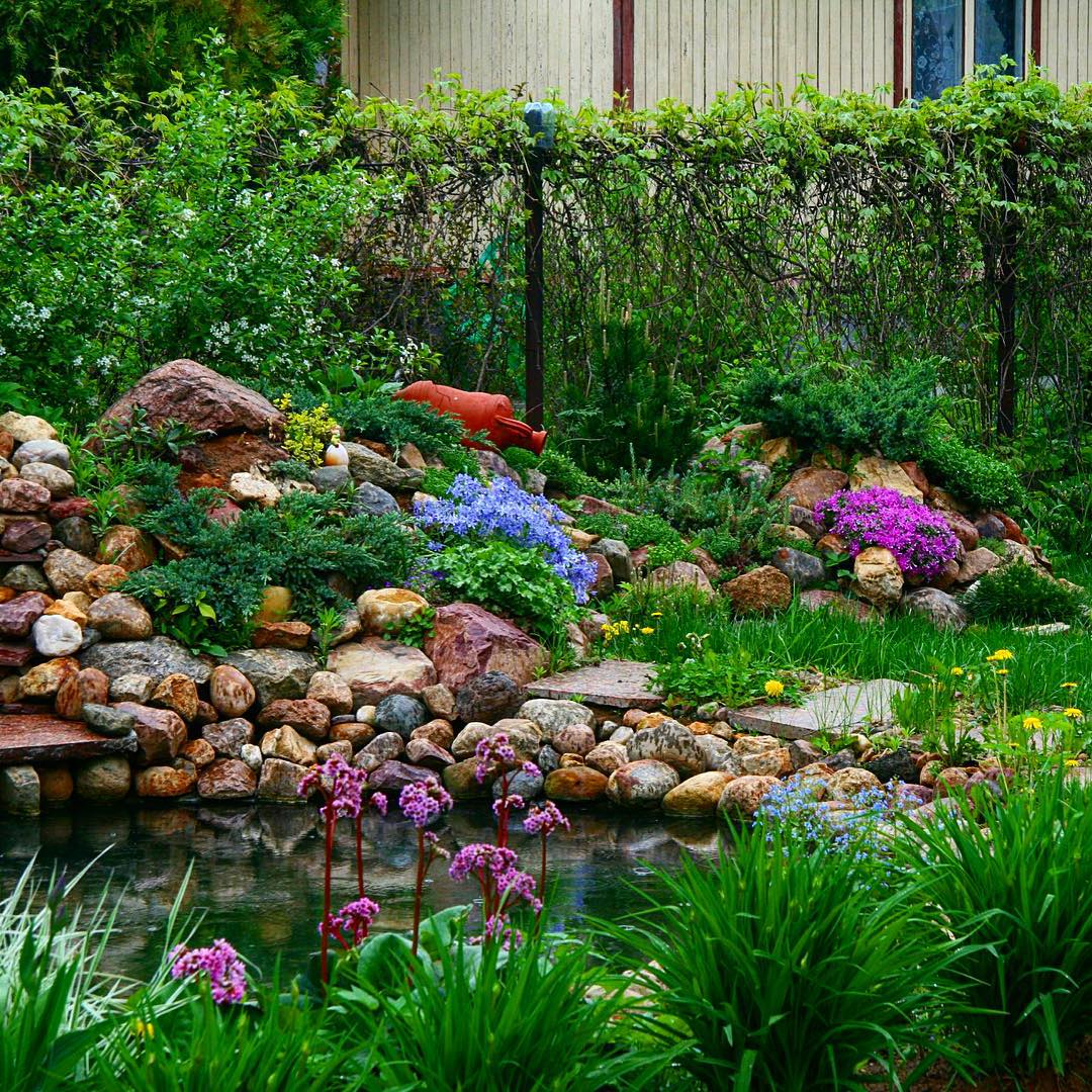 Garden Design Trends 2015 30+ rock garden designs | garden designs | design trends - premium