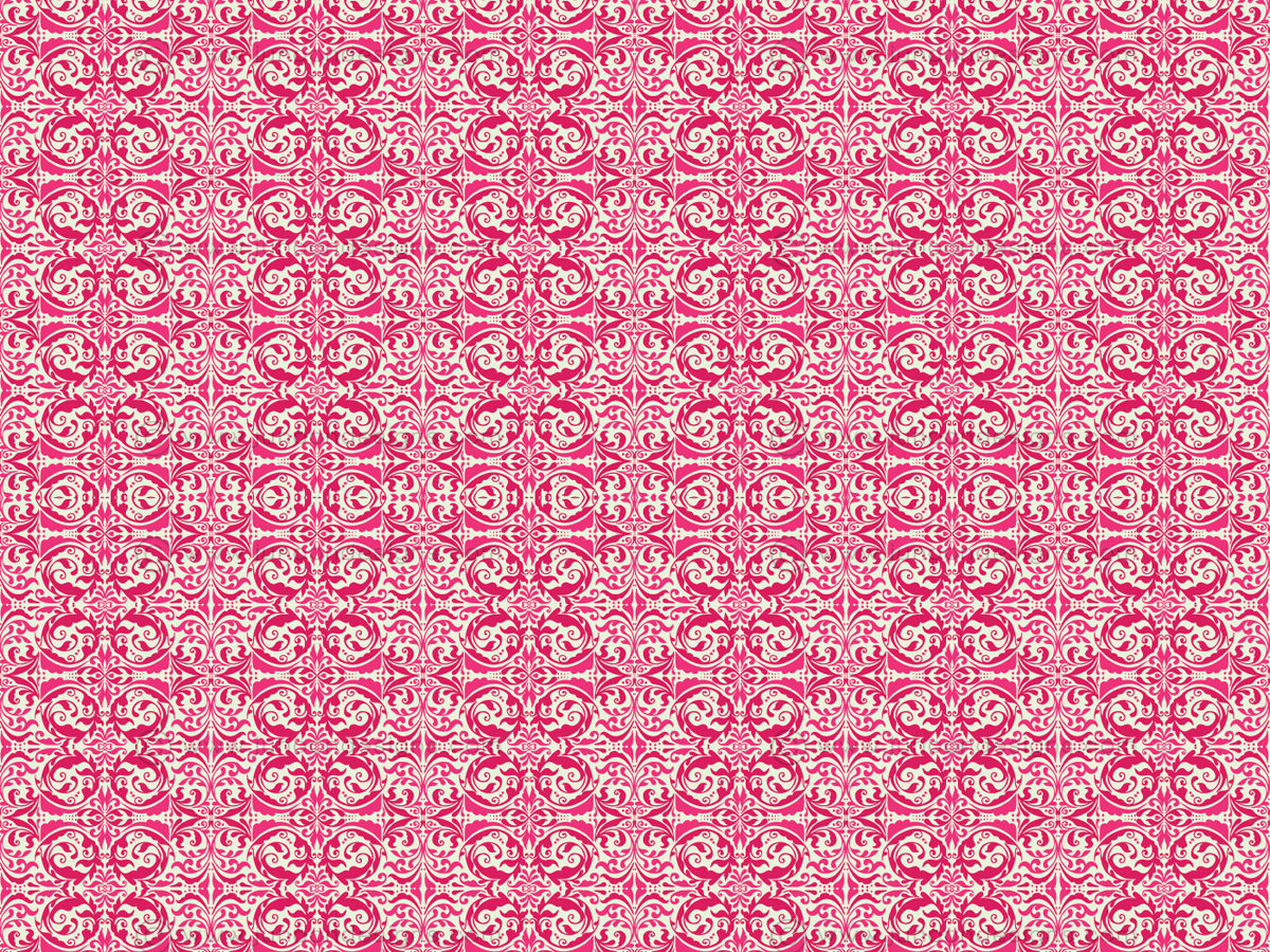 Pink-Ornamental-Pattern_Junoon-Designs