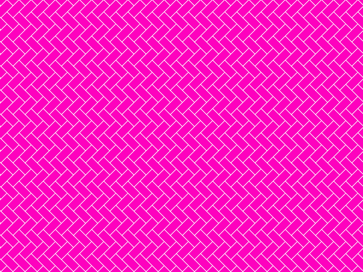 hot pink bricks pattern