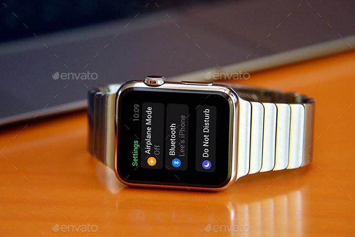 Cool Apple Watch Mockup ideas