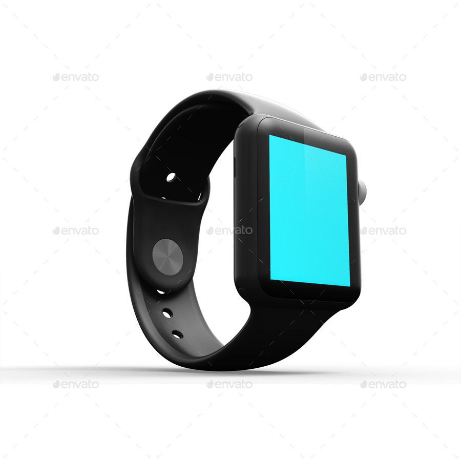 Sample Apple Watch Psd Mockup