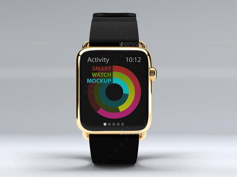 Stylish Apple Watch Mockup Ideas