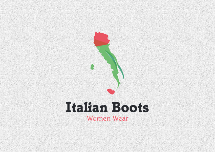 Italian-Boots-Logo-Design