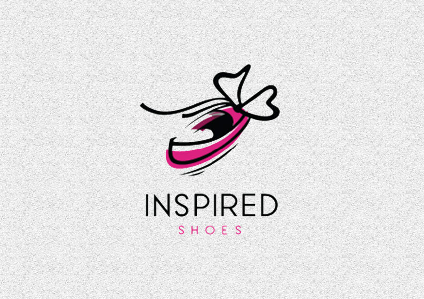 Inspired-Shoe-Logo-Design