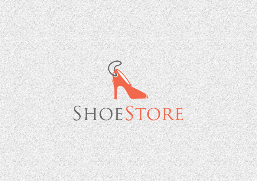 shoe store logo