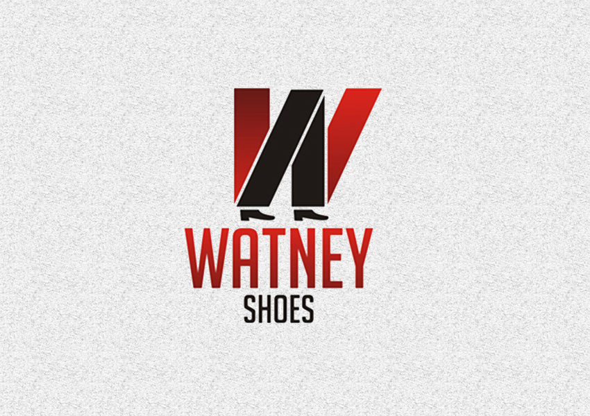 Watney-Shoes-Logo-Designs