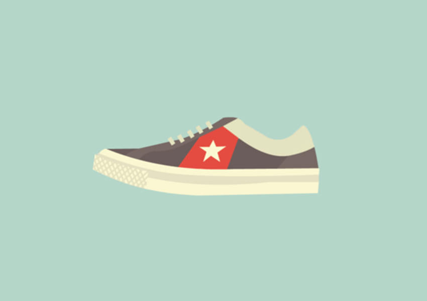 Retro-Shoe-Logo-Design