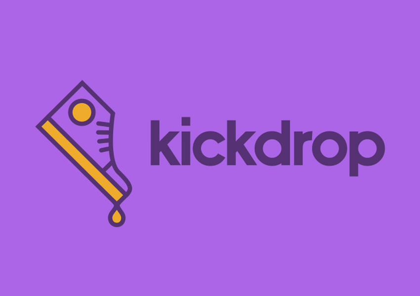 Kick-Drop-Logo