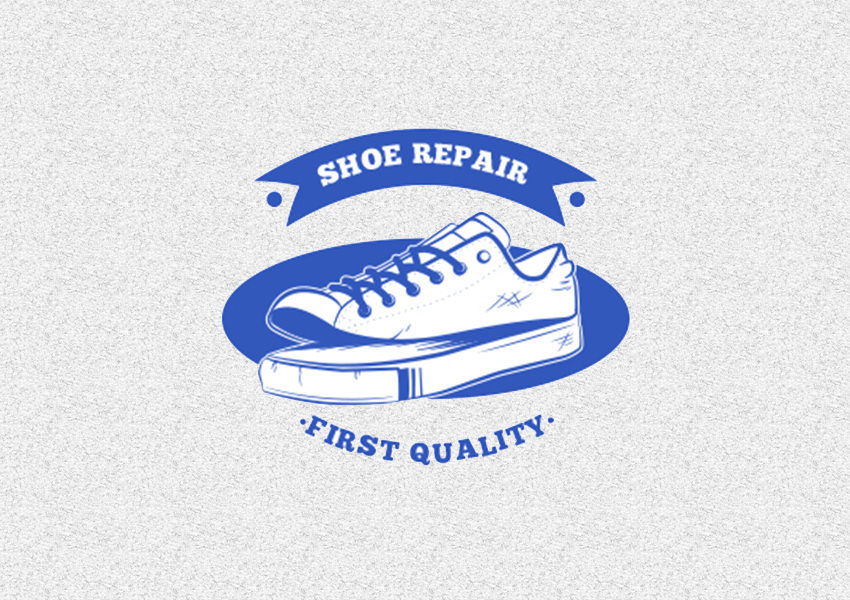 Shoe-Repair-Logo-Design