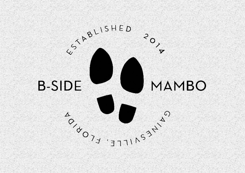 B-Side-Mambo Shoe Logo Design