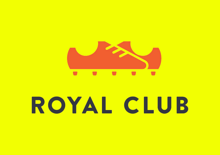 Royal-Club-Shoe-Logo-Design