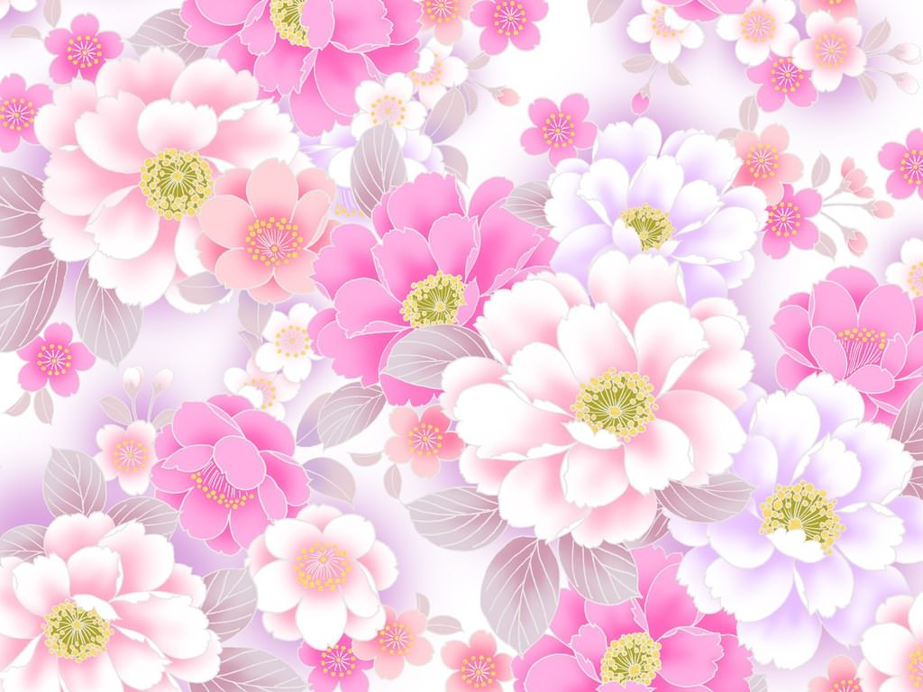 169 Flower Backgrounds Wallpapers Pictures Images Design
