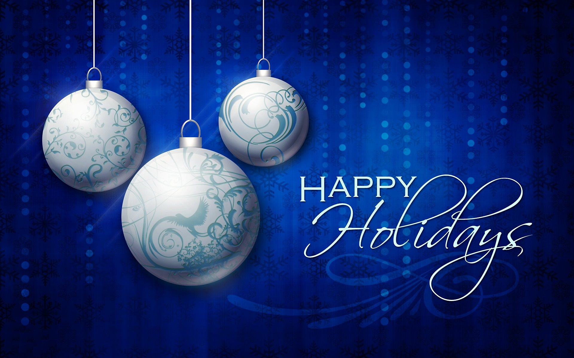 happy holiday backgroundchristmas balls - Holiday Pictures To Download