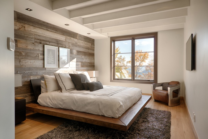 Large Bedroom Wall Design