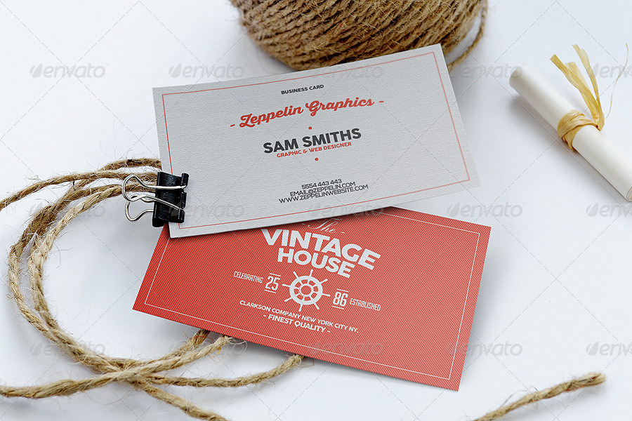 13 vintage business card mockups psd download design trends classy business card mockup download reheart Images