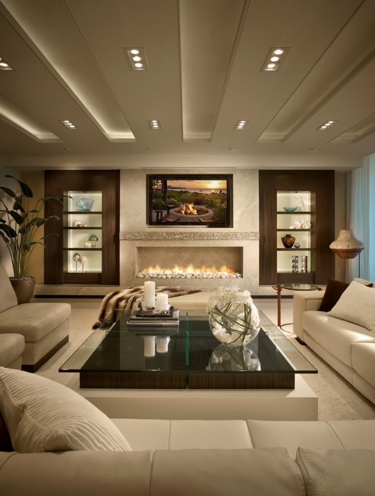 Classic Contemporary Living Room Design 20+ contemporary living room designs, decorating ideas | design