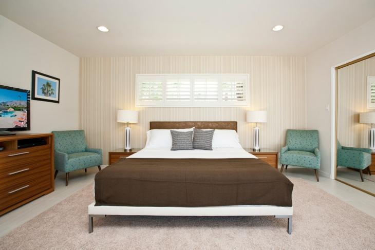Classy Platform Bed Idea
