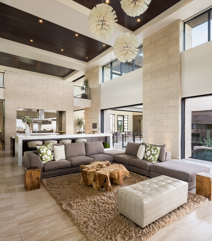 Elegant Living Room: 20+ Contemporary Living Room Designs, Decorating Ideas