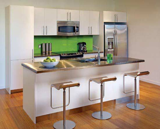 Superieur Modern Condo Kitchen Designs