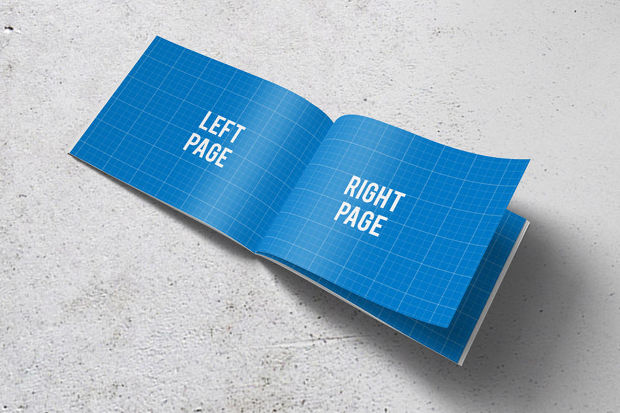 Multipurpose A4 Brochure Mockup