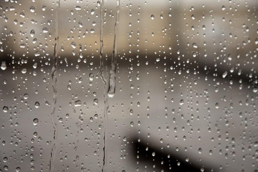 Rain Water Background