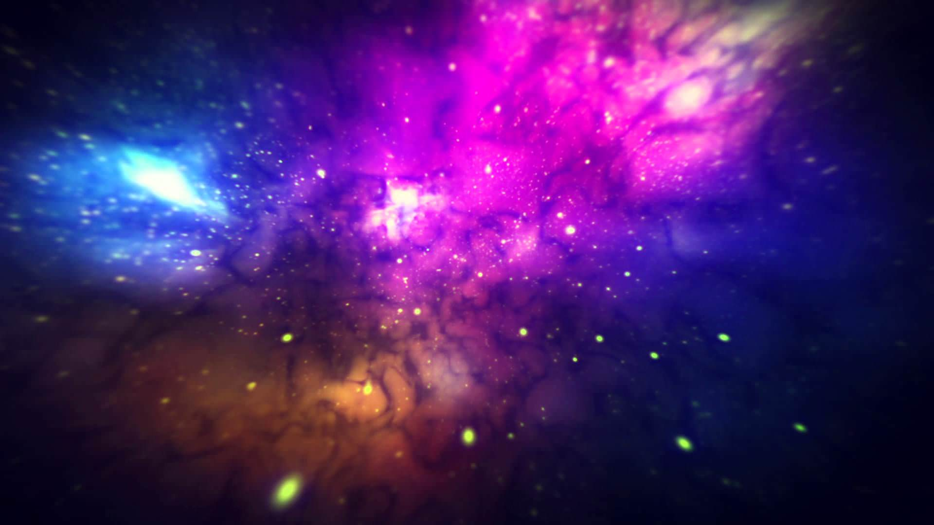 Animated Space Texture