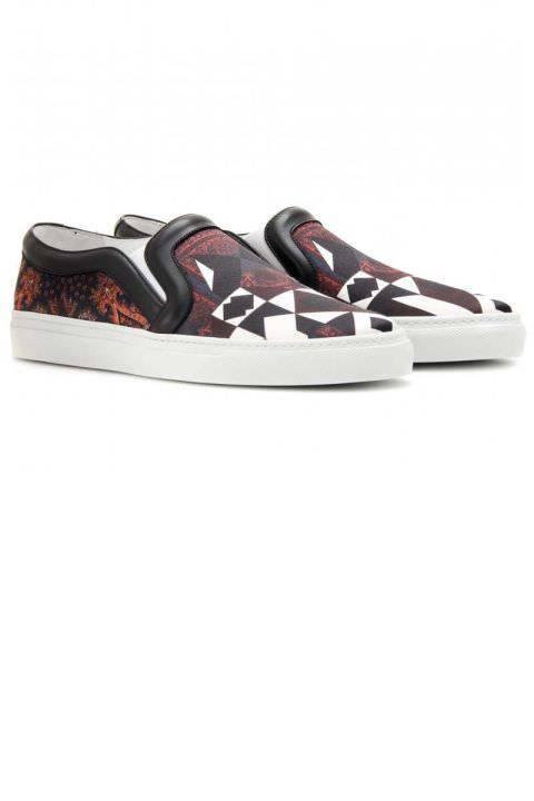 Toma Satin Womens Designer Sneaker