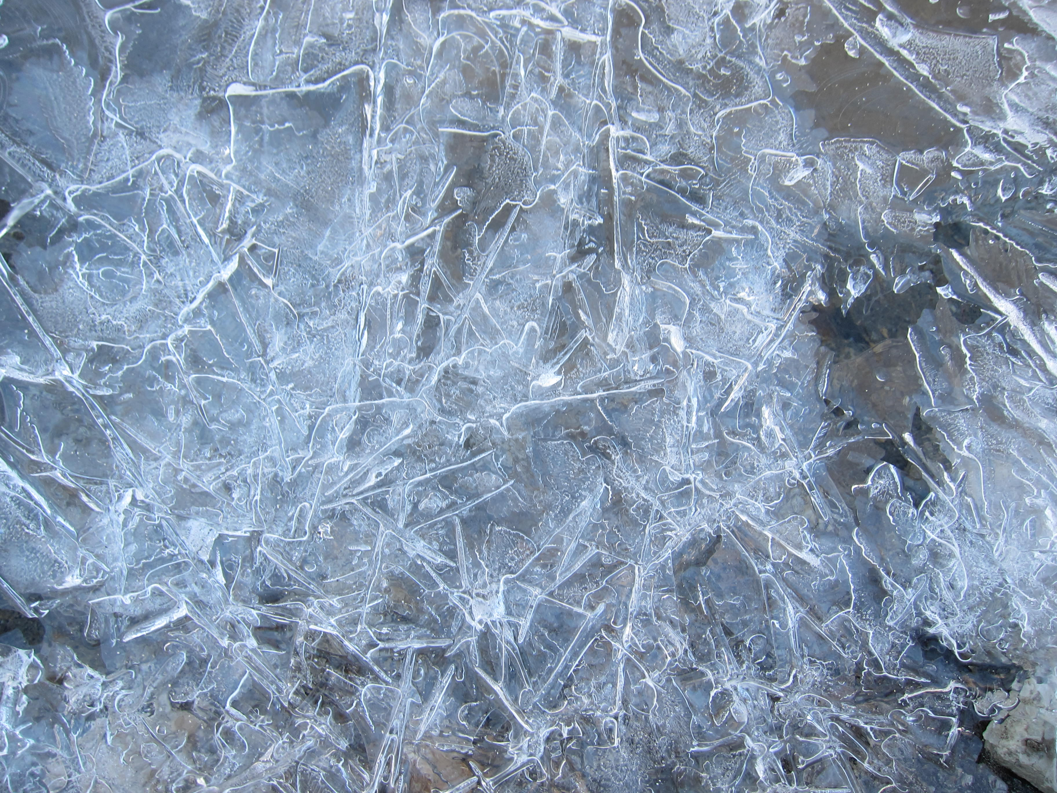 Thick Ice Texture