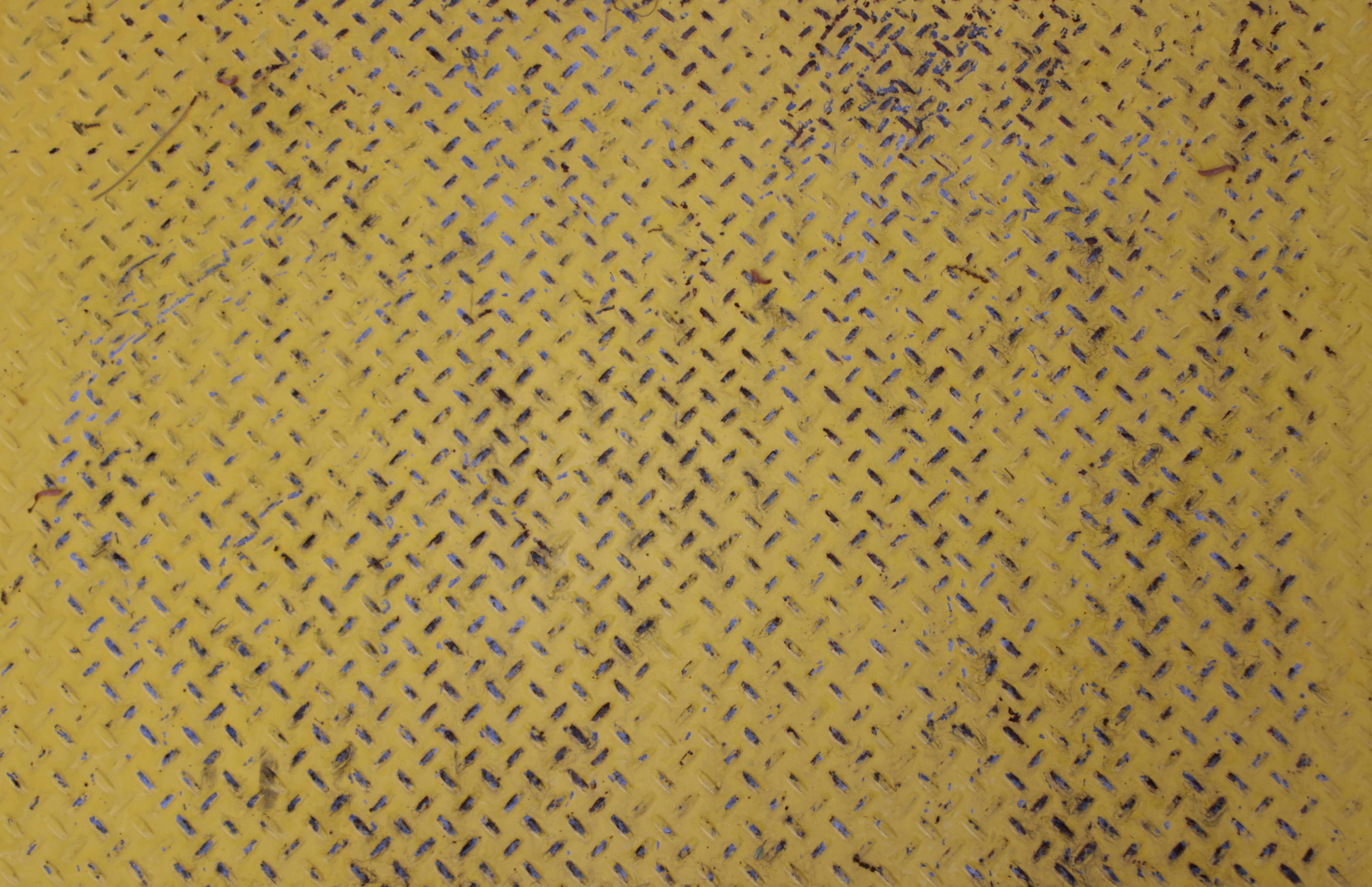 Grunge Diamond Plate Texture