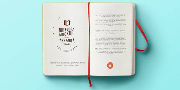 14  best notebook mockups